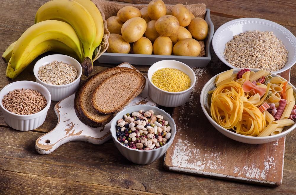 Ernährungsplan Kohlenhydrate Muskelaufbau