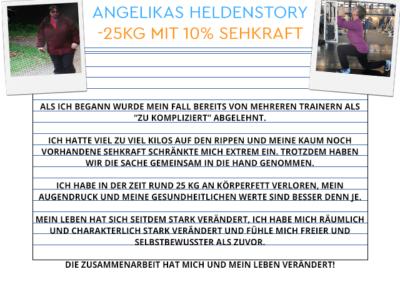 Angelikas Heldenstory (Klicken zum Vergrößern!)