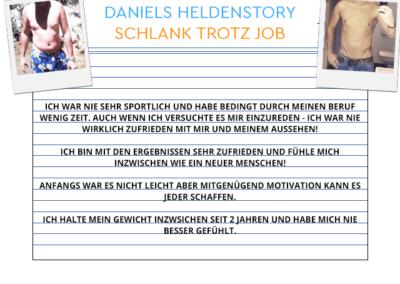 Daniels Heldenstory (Klicken zum Vergrößern!)