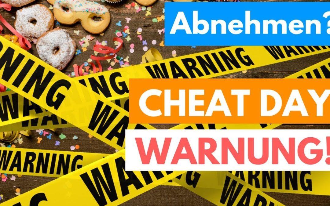 Abnehmen Tipps – Cheat Day ZERSTÖRT deine Ergebnisse!