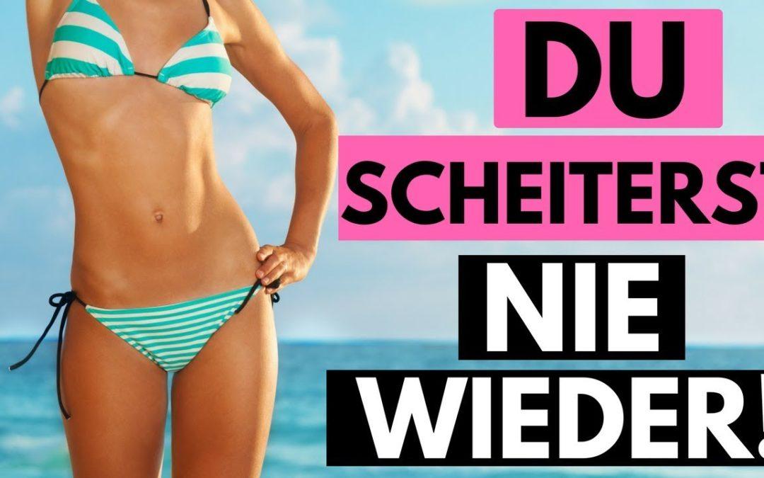 Diät Tipps – 100% GARANTIERT erfolgreich Abnehmen!