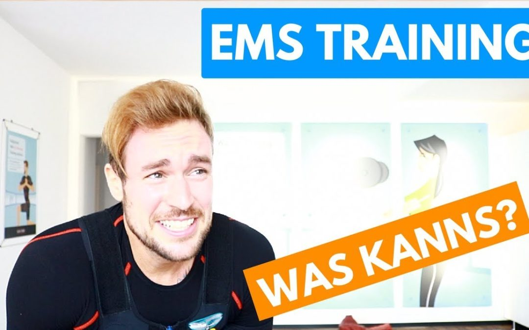 EMS Training bei Bodystreet – Intensiver als gedacht?
